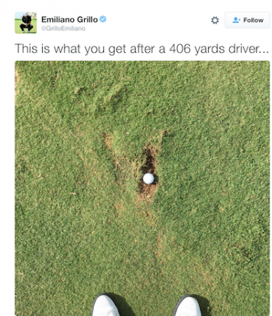 The divot debate rages