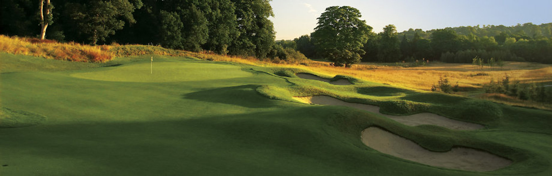 The Grove gears up for British Masters