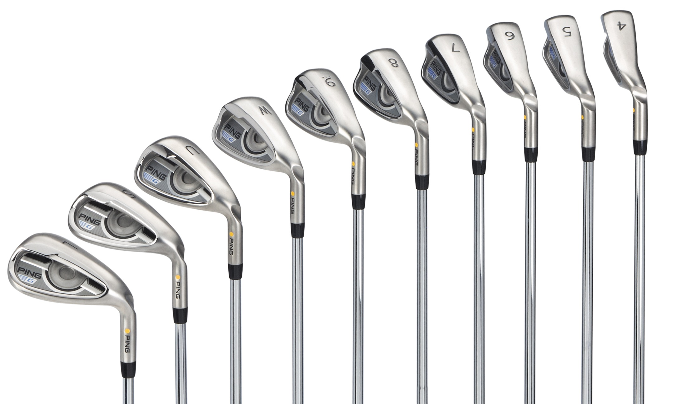 The New Ping G Irons