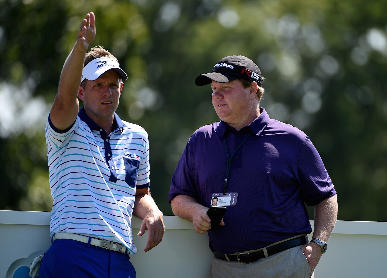 Luke Donald almost quit golf