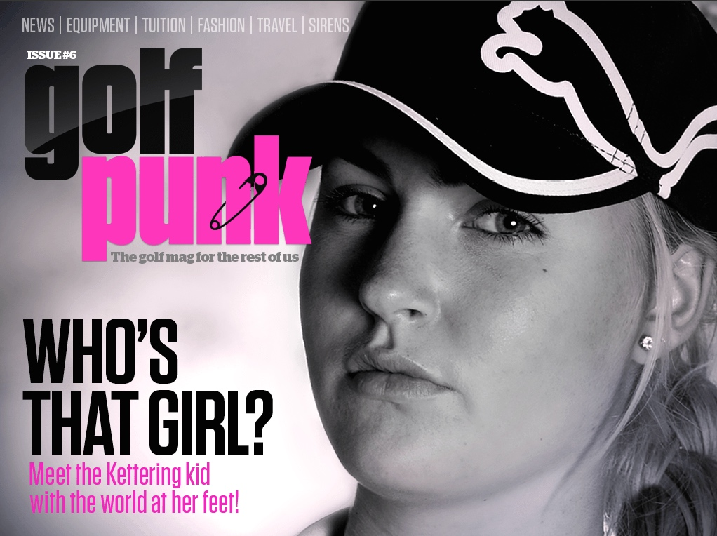 Representing for all the GolfPunks – Charley Hull