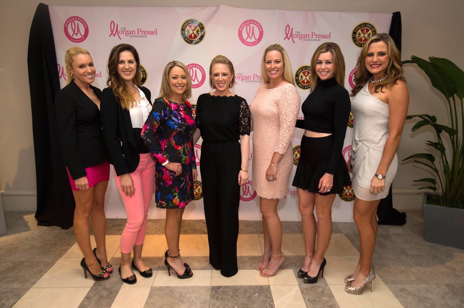 Morgan Pressel Foundation raises $1m for Breast Cancer