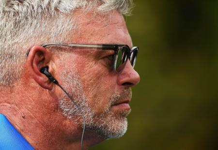 Darren Clarke has a secret weapon