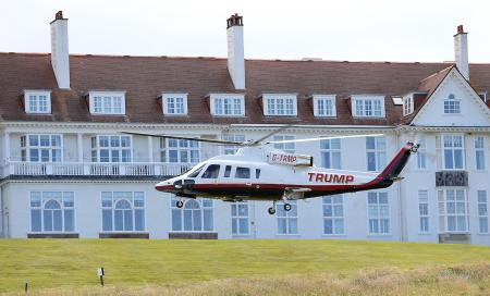 Brexit bonus for Trump's Turnberry course