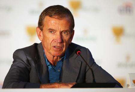 Tim Finchem thinks PGA and European Tours should unite