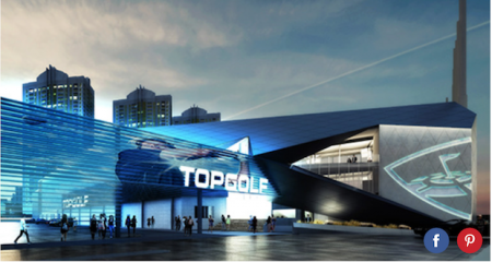 Topgolf readying for Las Vegas Launch