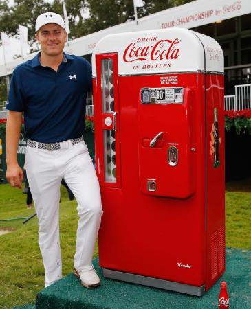 Coca Cola Spieth Mystery