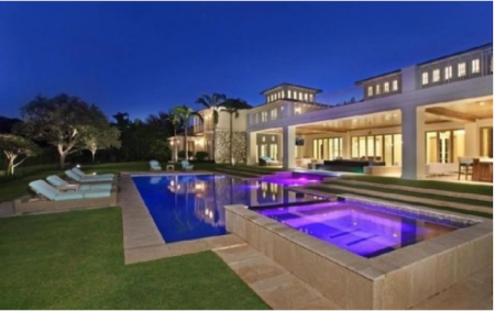 Lee Westwood sells his USA pad