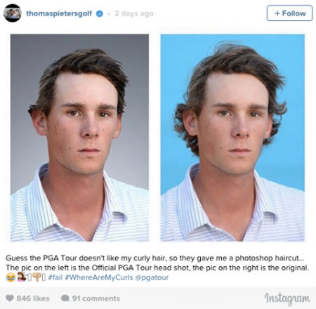 Thomas Pieters Isn't 'Preppy' enough for the PGA Tour?!