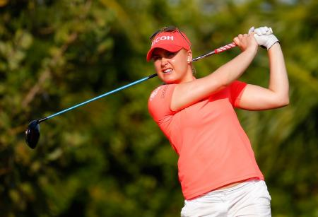 Charley Hull in tied lead at Pure Silk Bahamas LPGA Classic
