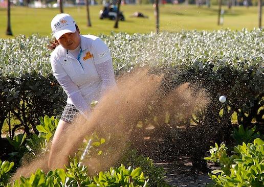 Charley Hull in tied lead at Pure Silk Bahamas LPGA Classic