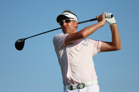 Ian Poulter tries to get heckler sacked