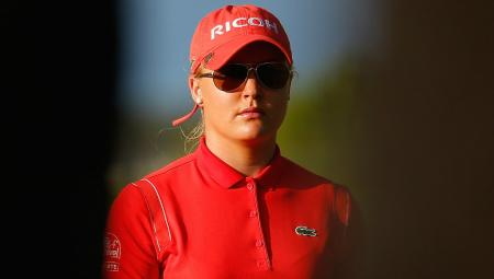 Charley Hull leads going into R4