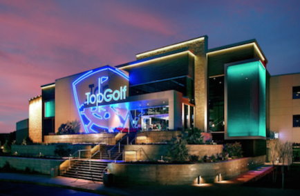 PGA Tour & LPGA link up with Topgolf