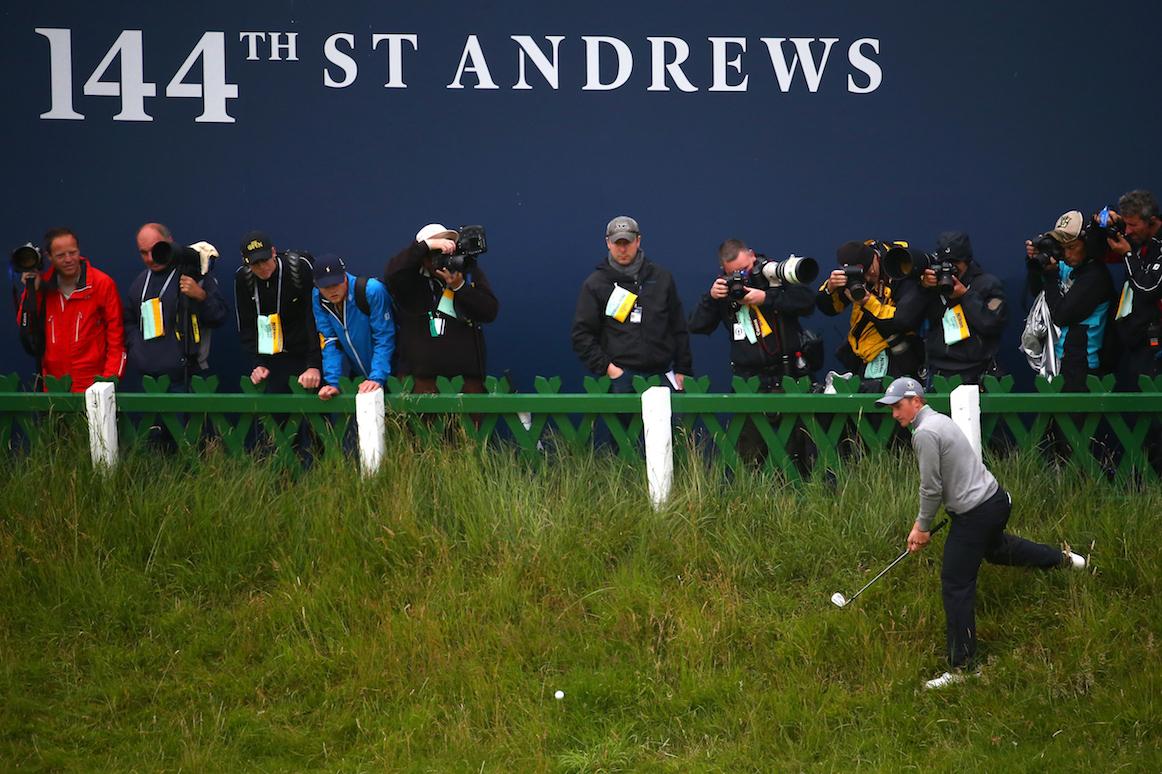 Paul Dunne's PGA debut