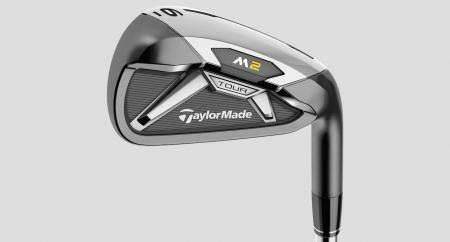 The TaylorMade M2 Tour Iron
