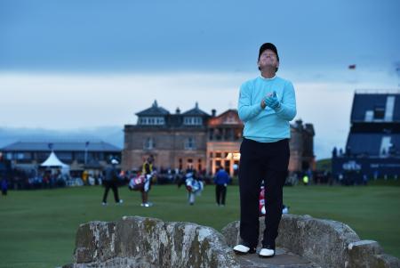 Senior Open goes to St Andrews