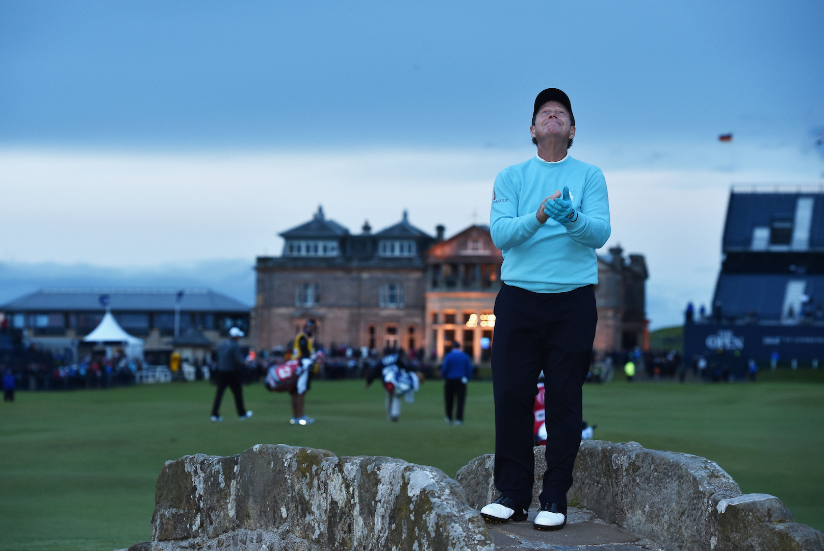 Senior Open goes to St Andrews