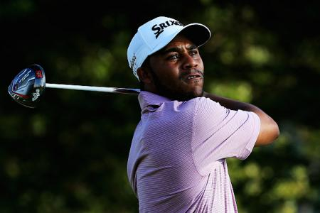 Harold Varner penalised 2-shots for assembling club on course at The Players