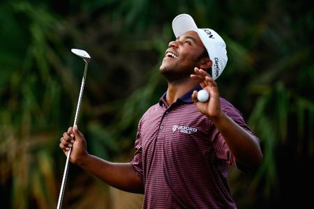 Who is Harold Varner III?