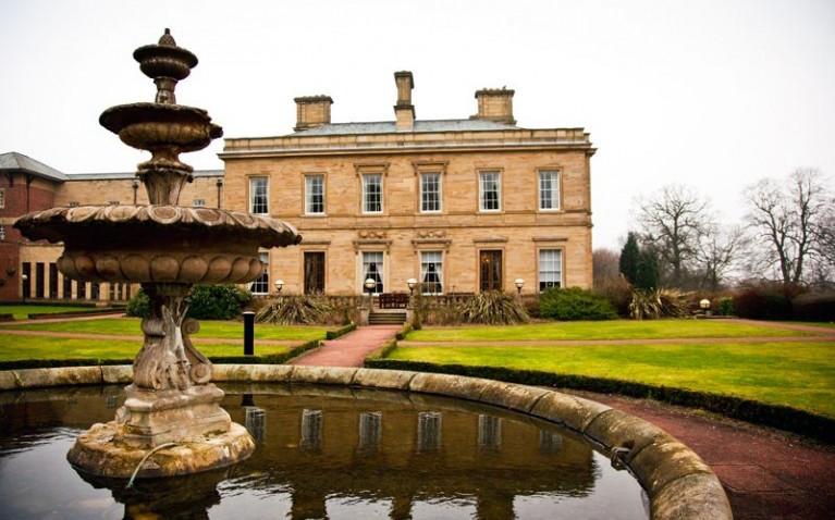Oulton Hall gets £1 million make over