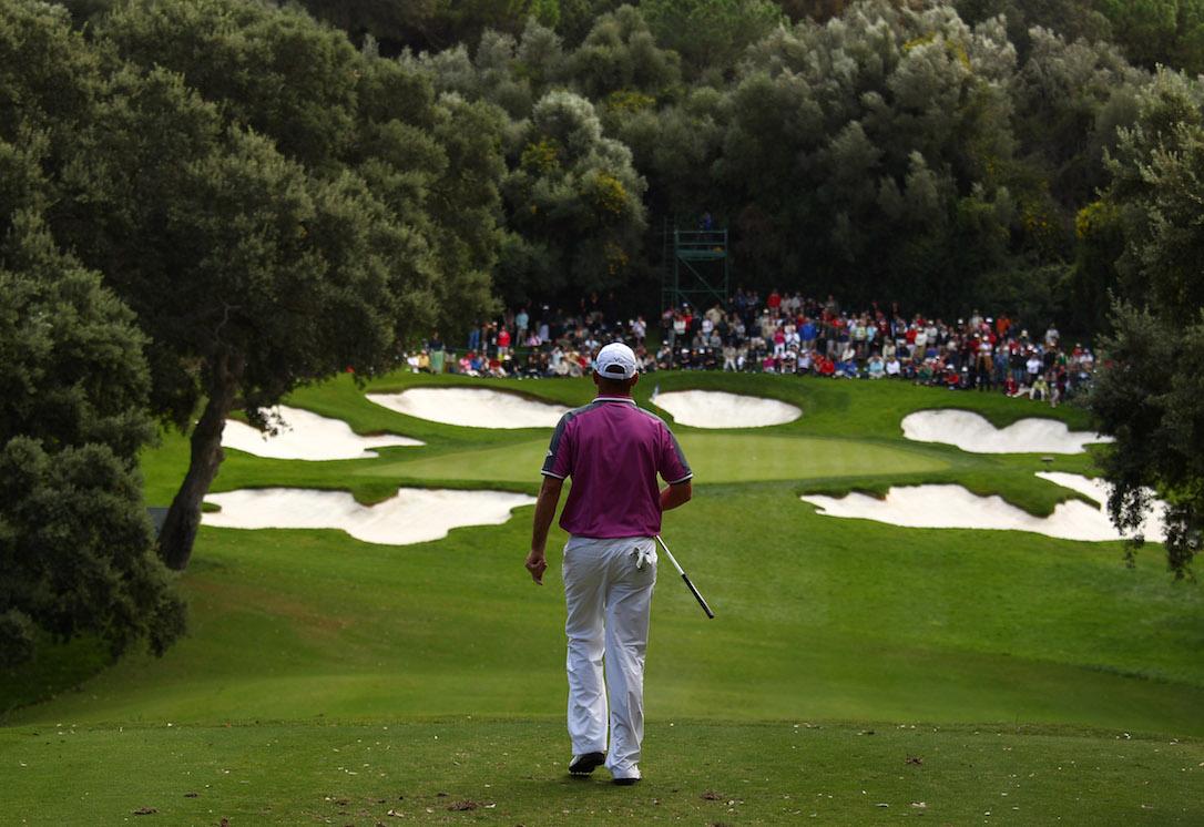 Valderrama to host Spanish Open