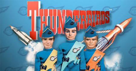 Meet the Thunderbirds