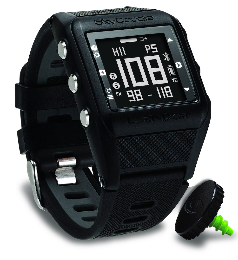 SkyCaddie launch new SW2 Watch
