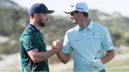 Team Justin deliver at Pebble Beach