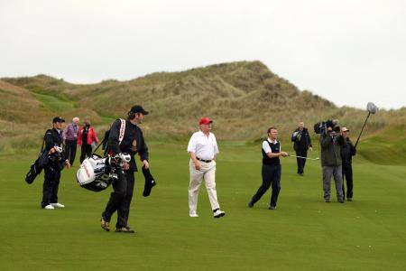 Trump Aberdeen being sued for breach of privacy
