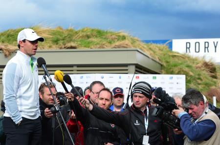 Rory seeks Irish Open inspiration