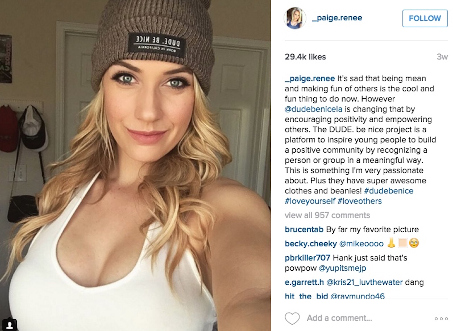 A Day In The LIfe Of Paige Spiranac...