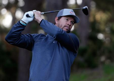 Mark Wahlberg Nearly makes an Ace