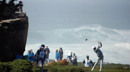 Round 2 highlights from Pebble Beach AT&T