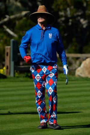 Bill Murray's still throwing things!