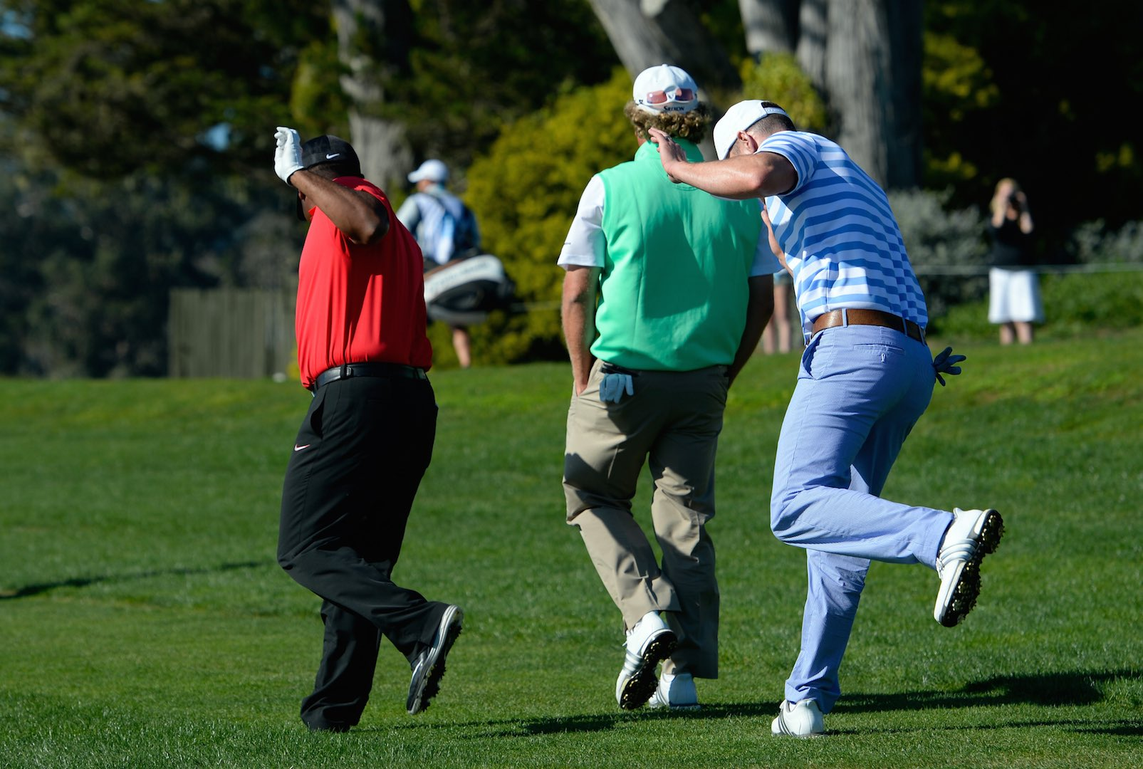 Pebble Beach AT&T Round 3 Highlights