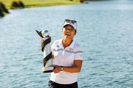 Lydia Ko successfully defends New Zealand Women's Open