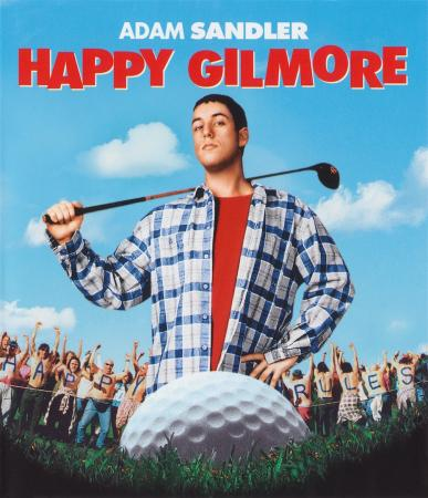 Happy Gilmore is back!
