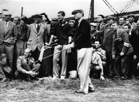 Learn from Ben Hogan