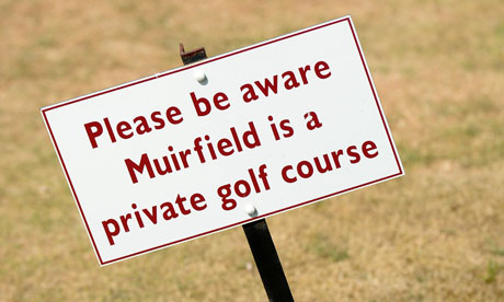More Olympic golf controversy