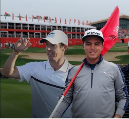 Team Rory versus Team Rickie