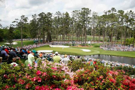 Go to the Masters in April for £1,995.00!!!
