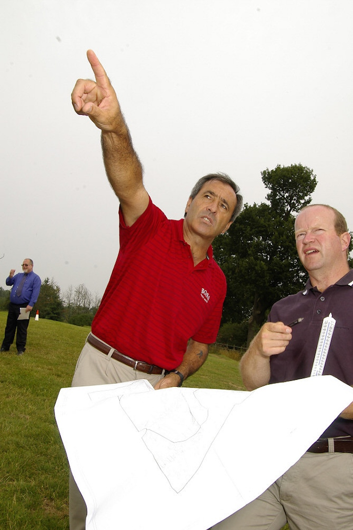 The Seve Ballesteros Course Mystery