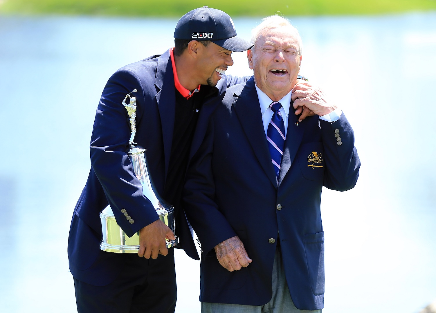 Tiger withdraws from the Arnold Palmer Invitational