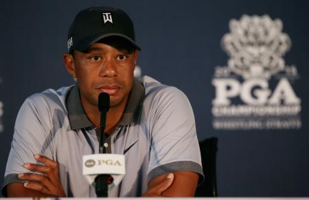 Serious setback for Tiger Woods?