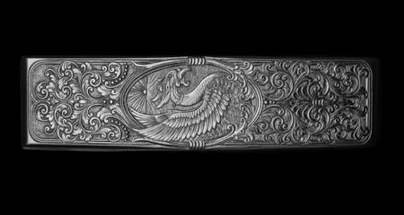 Rare 'Phoenix' Putter goes on display