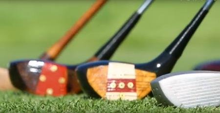 Modern Pros Hit Persimmon Drivers
