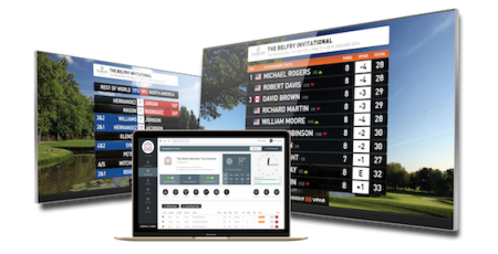 VPar launch new tournament software system.