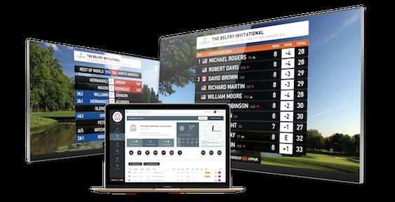 VPar launch new tournament software system.