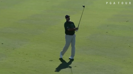 So close for Boo Weekley